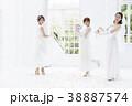花嫁 ブライダル 新婦の写真 38887574