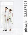結婚 ウェディング 花嫁 ウエディング ブライダル 38887595