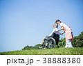 介護 介護士 シニアの写真 38888380
