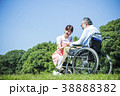 介護 介護士 シニアの写真 38888382