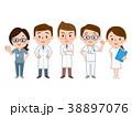 医療チーム 医者 38897076