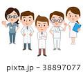 医療チーム 医者 38897077