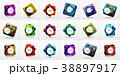 メガ ベクタ ベクターのイラスト 38897917