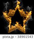 火 炎 星のイラスト 38901543