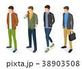 ファッション 流行 アパレルのイラスト 38903508