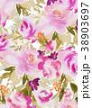 フローラル お花 フラワーのイラスト 38903697