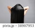 女性 ライフスタイル ヘアの写真 38907953