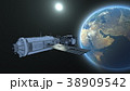 人工衛星 38909542