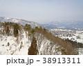 白馬 白馬村 冬の写真 38913311