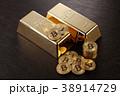 金塊と仮想通貨 38914729