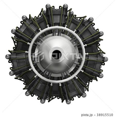空冷星形エンジン 38915510