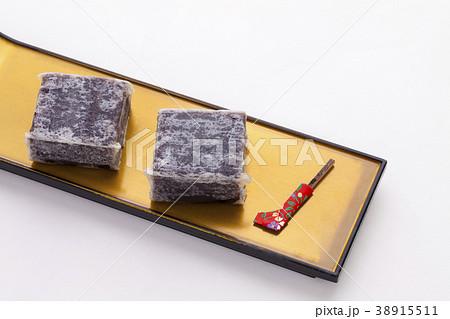 日本のお菓子角きんつば 38915511