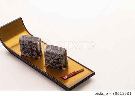 日本のお菓子角きんつば 38915531