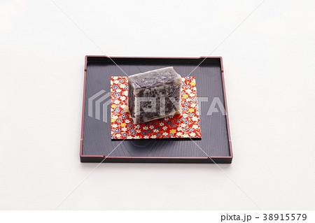 日本のお菓子角きんつば 38915579