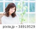 若い女性 38919529