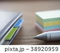 ビジネスイメージ・手帳・付箋 38920959