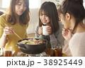 鍋パーティー 女子会 38925449