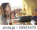 鍋パーティー 女子会 38925470