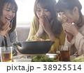 鍋パーティー 女子会 38925514