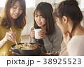 鍋パーティー 女子会 38925523