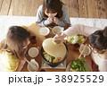 鍋パーティー 女子会 38925529