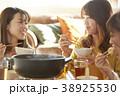 鍋パーティー 女子会 38925530