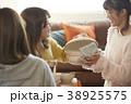 鍋パーティー 女子会 38925575