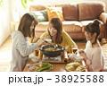 鍋パーティー 女子会 38925588