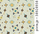 Geometric ethnic seamless pattern. 38928938