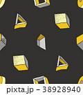 Seamless geometric pattern 38928940