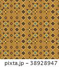 Geometric ethnic seamless pattern. 38928947