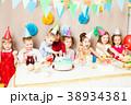 お誕生日 バースデー 誕生日の写真 38934381