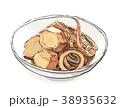里芋とイカの煮物 38935632