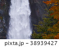【日本の滝100選】紅葉の華厳の滝 38939427