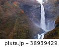 【日本の滝100選】紅葉の華厳の滝 38939429