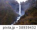 【日本の滝100選】紅葉の華厳の滝 38939432