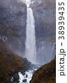 【日本の滝100選】紅葉の華厳の滝 38939435