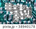 Computer Circuit Board 38940178