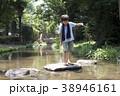 小学生シリーズ ザリガニ釣り 38946161