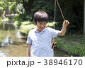 小学生シリーズ ザリガニ釣り 38946170