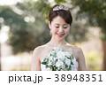 ウエディング ブライダル 花嫁の写真 38948351