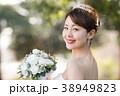 ウエディング ブライダル 花嫁の写真 38949823
