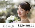 ウエディング ブライダル 花嫁の写真 38949911