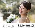 ウエディング ブライダル 花嫁の写真 38949912