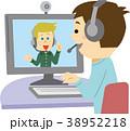 通信英会話 38952218