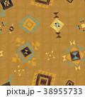 Geometric ethnic seamless pattern. 38955733