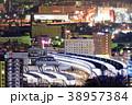 小倉中心街の夜景【福岡県北九州市】 38957384
