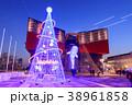 海遊館 イルミネーション ライトアップの写真 38961858