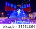 海遊館 イルミネーション ライトアップの写真 38961864