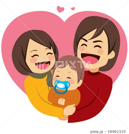 Happy Love Family 38962320